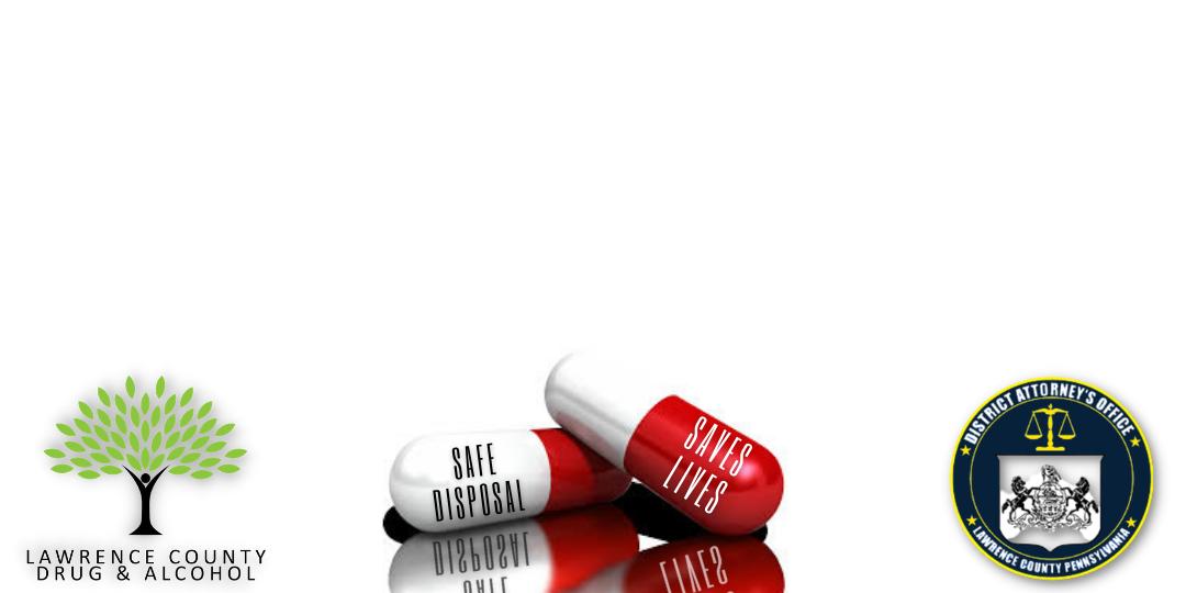 Drug Take Back and Narcan Distribution