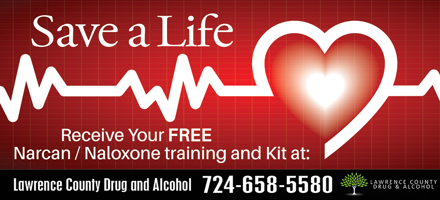 Narcan Distribution and Training